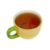 tasse de thé de thé Photo libre de droits