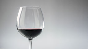 Tasse de vin rouge Photo stock