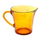 Tasse en verre Image libre de droits