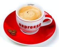 Tasse Kaffee Lizenzfreies Stockbild
