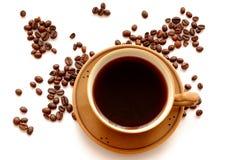Tasse Kaffee 2 Stockbild