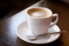 Tasse Kaffee. lizenzfreie stockfotos