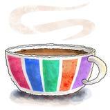 Tasse Kaffee Lizenzfreie Stockbilder