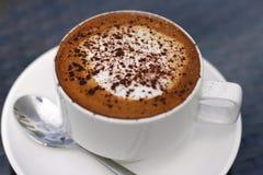 Tasse Kaffee Stockfoto