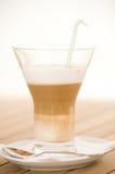 Tasse Kaffee Latte stockfotos