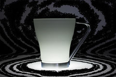 Tasse moderne Images stock