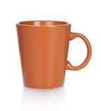 Tasse Tee getrennt Stockfoto