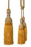 tassel занавеса Стоковая Фотография