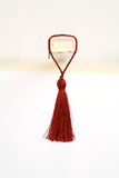 Tassel background Royalty Free Stock Photography