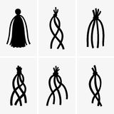 Tassels Royalty Free Stock Photography