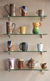 Tasses Image stock