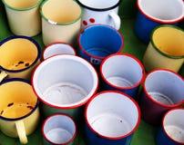 Tasses Image libre de droits