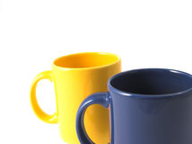 Tasses de café Photo stock