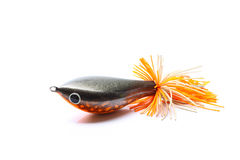 Tassle tail Moonlight style bait Royalty Free Stock Image