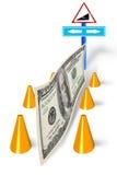 Tasso di cambio Immagine Stock Libera da Diritti