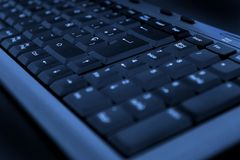 Tastatur 02 Lizenzfreie Stockfotografie