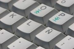 Tastatur 03 Stockfoto