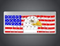 Tastatur lizenzfreie abbildung