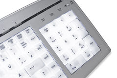 Tastatur Stockbild
