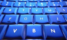 Tastatur Stockfotografie