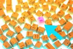 Tastatur-c stockbilder