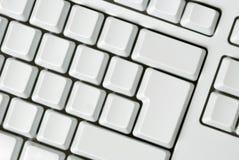 Tastatur leer stockbilder