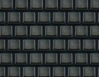 Tastatur mit unbelegten Tasten Stockfoto