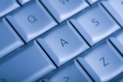 Tastatur, Sonderkommandos Lizenzfreies Stockfoto