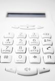 Tastaturblock Stockbilder