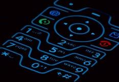 Tastaturblock Lizenzfreies Stockfoto