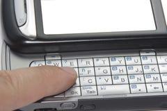 Tastaturcomputertaste-Technologie Lizenzfreie Stockbilder