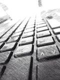 Tastaturzeichnung Lizenzfreie Stockfotografie