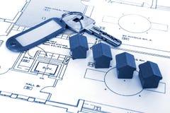 Taste für Häuser Lizenzfreies Stockfoto