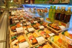 Taste supermarket Royalty Free Stock Photography