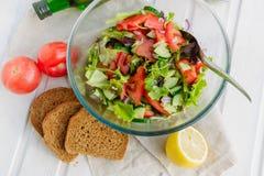 Taste of vegetarian summer concept Royalty Free Stock Photo