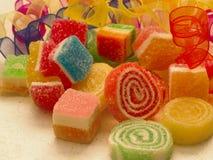 Tasteful  candies Stock Photos