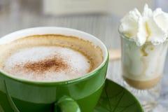 Tasteful coffee Stock Photo