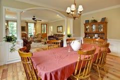 Free Tasteful Dining And Livingroom Stock Photo - 26482930
