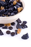 Tasteful liquorice. Royalty Free Stock Images