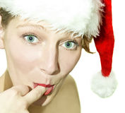 Tasteful x-mas Royalty Free Stock Images