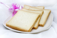 Tasteless bread. For people who in sugar diet Royalty Free Stock Photography