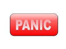 Tasten-Panik lizenzfreie abbildung