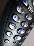 Tasti del telefono Fotografia Stock Libera da Diritti