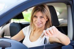 tasti dell'automobile Immagine Stock Libera da Diritti