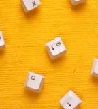Tasti di calcolatore Immagine Stock Libera da Diritti