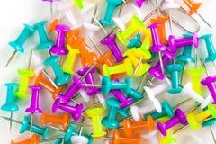 Tasti multicolori Fotografie Stock Libere da Diritti