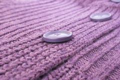 Tasti sul maglione Immagini Stock Libere da Diritti