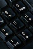 Tastiera fotografia stock