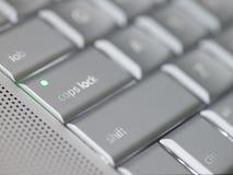 Tastiera - chiave di catenaccio delle protezioni Immagine Stock Libera da Diritti