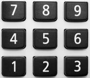 Tastiera del calcolatore Fotografie Stock